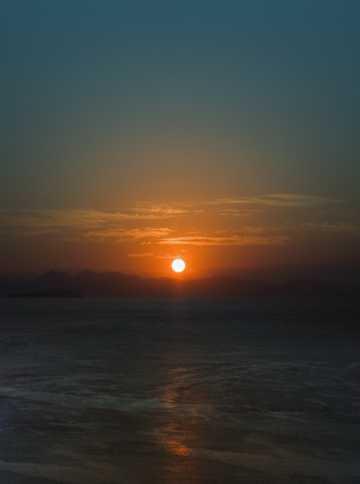 美丽的黄昏图片