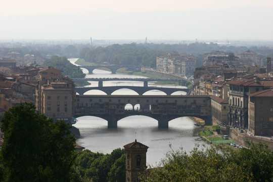 意大利托斯卡纳人文建筑景观