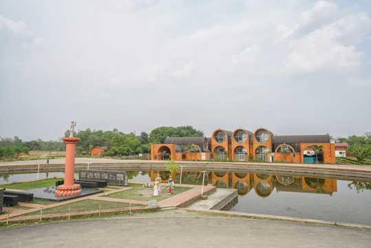 佛教圣地蓝毗尼景观