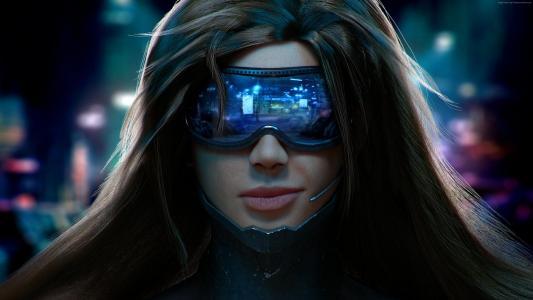 Cyberpunk 2077,赛博朋克,科幻,PC,PS4,Xbox One(横向)