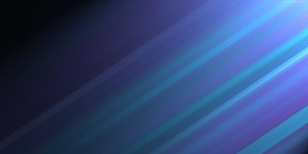 线,蓝色,HD(水平)