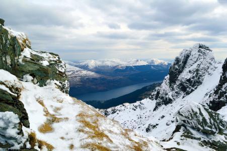 雪山,4k,高清壁纸,澳大利亚,雪,旅游,旅游(横向)