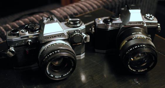 奥林巴斯OM-D E-M5 MkII,照相机,黑色,评论,OMD EM5 MK 2(水平)