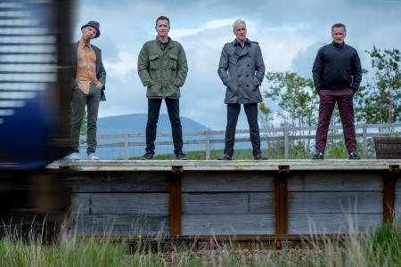 T2 Trainspotting,Ewan McGregor,Ewen Bremner,Jonny Lee Miller,最佳电影(水平)