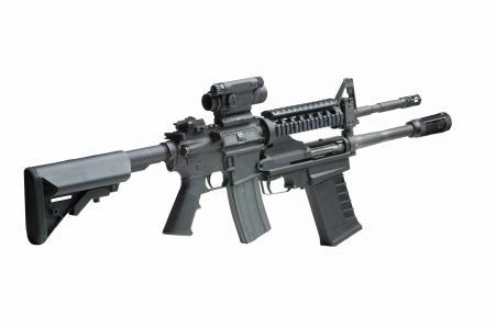 M26,模块化配件,散弹枪,系统(水平)