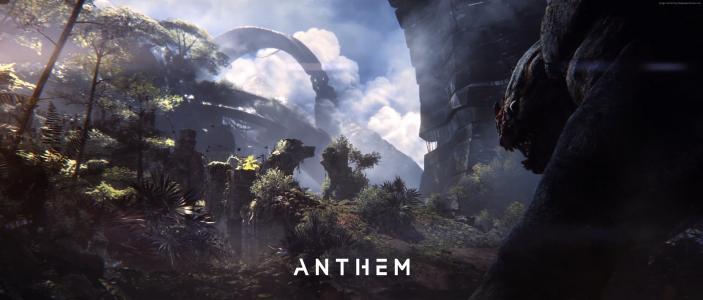 国歌,4k,截图,游戏,E3 2017(水平)