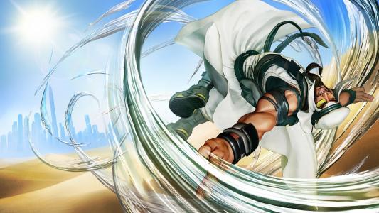 街头霸王5,2016年最佳游戏,幻想,PC,PS4(横向)