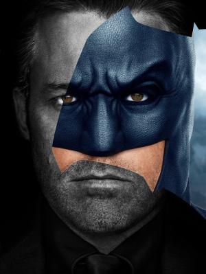 蝙蝠侠,本·阿弗莱克,正义联盟,高清