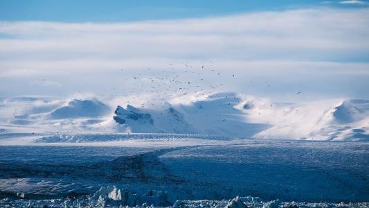 雪,4k,高清壁纸,冰,冬季(水平)