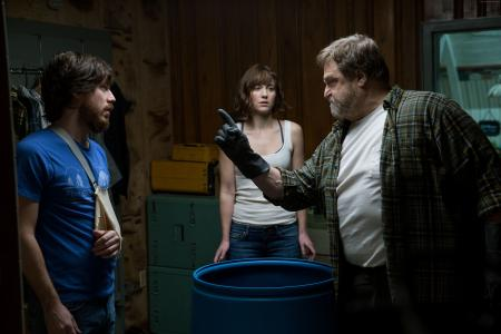 10 Cloverfield Lane,John Goodman,2016年最佳电影(水平)