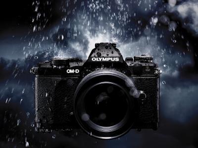 奥林巴斯OM-D E-M5 MkII,2015年高科技新闻,照片相机,黑色,评论,2015年最佳相机(水平)