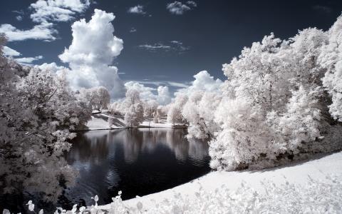 维格兰雕塑公园挪威