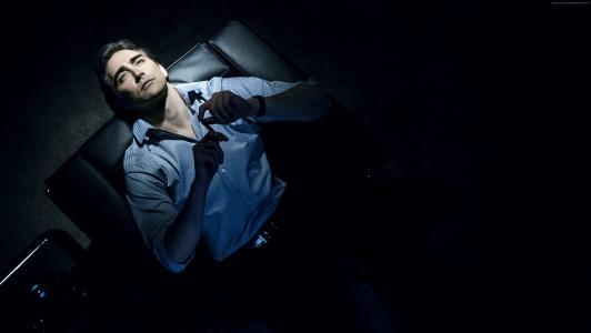 Lee Pace,2015年最受欢迎明星,男主角(横向)