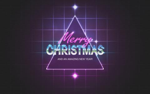 圣诞快乐新年快乐2014年