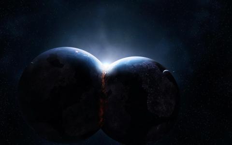 行星面对2面