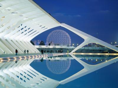 西班牙艺术与科学城