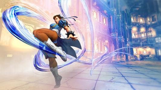 街头霸王5,游戏,幻想,PC,PS4(横向)