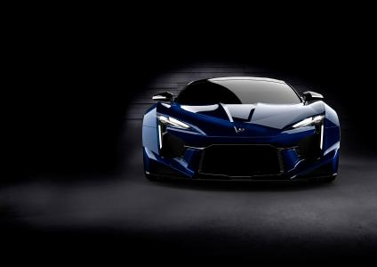 W马达Fenyr SuperSport,4K