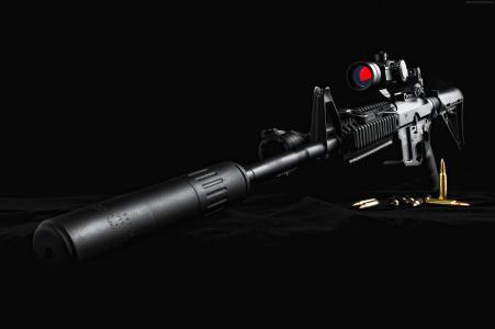 Ar-15突击步枪(水平)