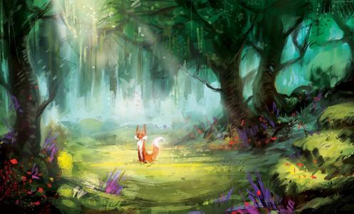 季后秋,2015年最佳游戏,游戏,童话,街机,PC,PS4,Xbox One,截图(水平)