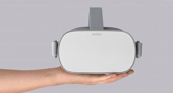 Oculus Go,4k(水平)