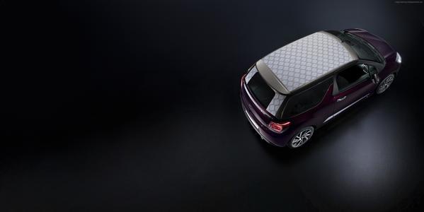 DS 3 Cabrio,日内瓦车展2016,敞篷跑车(水平)