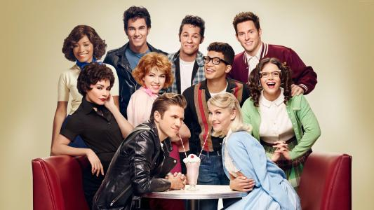 Grease Live!,Julianne Hough,Aaron Tveit,最佳电视连续剧(水平)