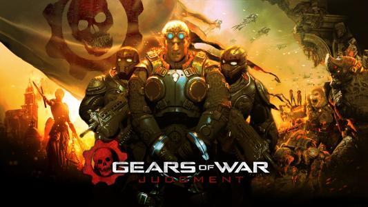 2013年战争的齿轮判决游戏