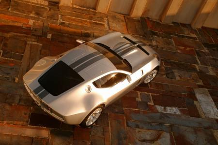 福特Shelby GR-1,??概念车,福特,谢尔比,GT,Gran Turismo,跑车,超级跑车,顶级(水平)