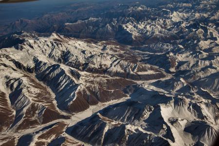 高加索山脉,4k(水平)