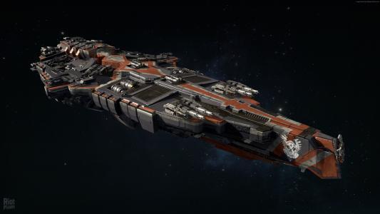 无畏舰,太空船,PC,PS4,Xbox One(水平)