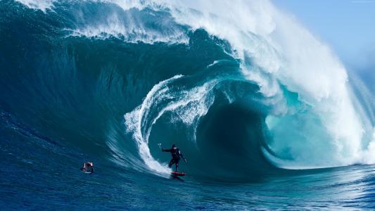 冲浪者,4k,高清壁纸,风暴冲浪者,海洋,海,水,蓝色,运动(水平)