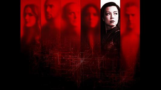 神盾局特工,第四季,梅琳达·梅,温明娜,4K