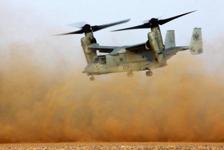 V-22鱼鹰,鱼鹰,贝尔,波音,倾转旋翼,多任务飞机,沙漠,美国陆军,美国空军(水平)
