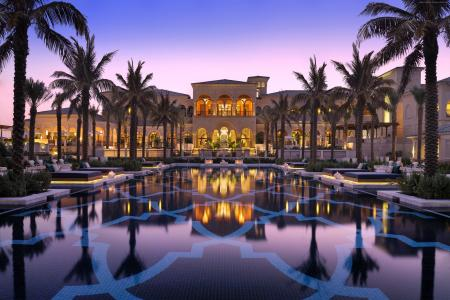 One&Only The Palm, Dubai, Best hotels, tourism, travel, resort, booking, vacation, pool (h