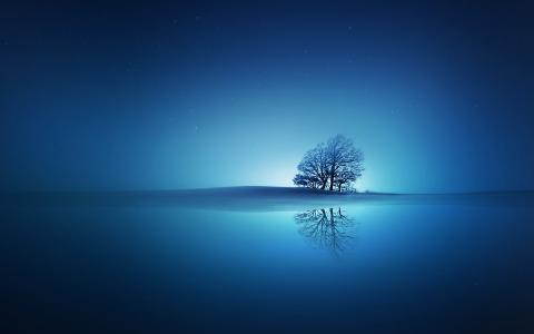 蓝色的思考