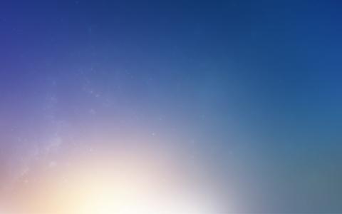 天空发光最小