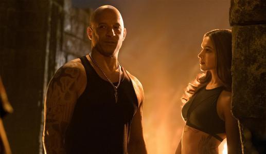 Deepika Padukone,Vin Diesel,xXx:Xander Cage的归来