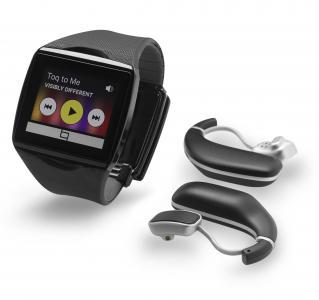 Qualcomm Toq Smartwatches,手表,审查,拆箱,界面,Android,显示(水平)