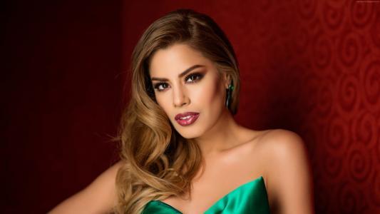 Ariadna Gutierrez,最受欢迎的明星,模特,女演员(水平)