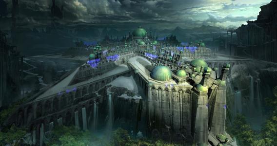 巨人的影子,作者艺术品,城堡,概念,截图,游戏玩法,艺术,审查,4K,5K(水平)
