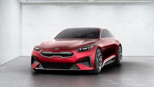 起亚继续概念2017年法兰克福汽车展示会4K