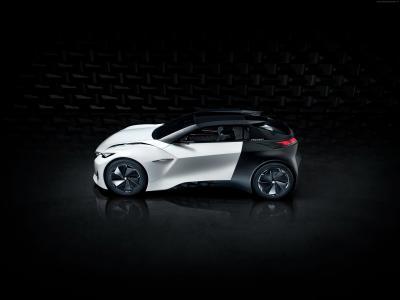 标致分形,电动车,白色,黑色(卧式)