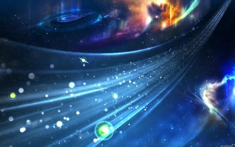 旅行的宇宙