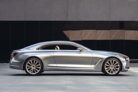 现代视觉G,轿跑车,概念,跑车,拉力赛,现代(水平)