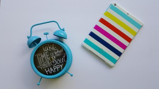 时间,快乐,灵魂,iPad,台钟,报价,5K