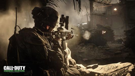 使命召唤:现代战争Remastered,射手,PC,PS4,Xbox One(水平)