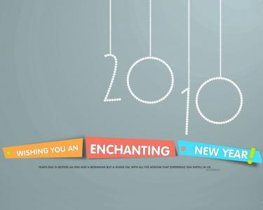 祝你新年快乐