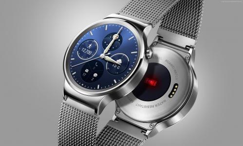 华为手表2,MWC 2017,最佳智能手表(卧式)