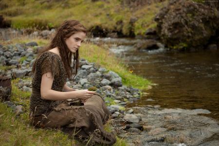 艾玛·沃特森,最受欢迎明星,女演员,模特,诺亚(水平)